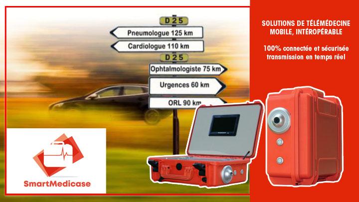 Smart Medicase - Alrena - Strategic Télécom